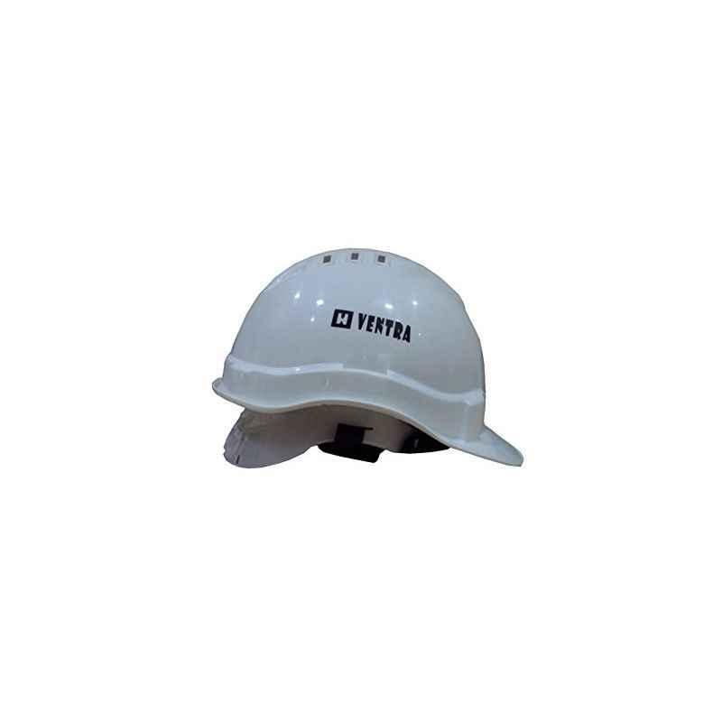 Ventra Safety Helmet, LD White (Pack of 5)