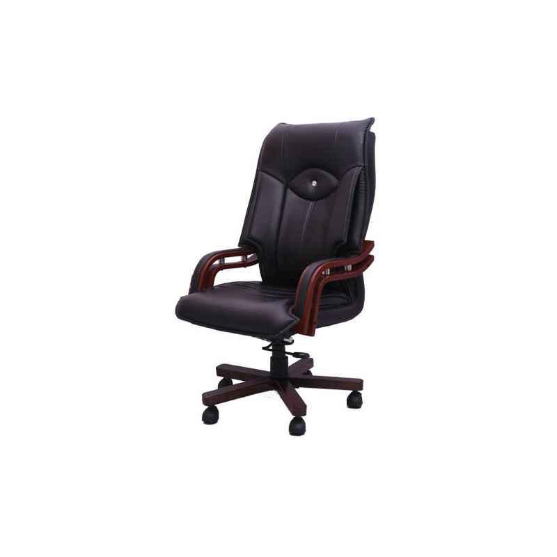 R P Enterprises Cyclops High Back Office Chair, Dimensions: 60x60x80 cm
