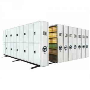 Hulk Lokpal 5 Shelves Single Faced Mobile Storage Compactor