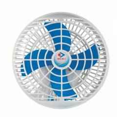 Bajaj Ultima PW01 White & Blue Wall Fan, Sweep: 200 mm