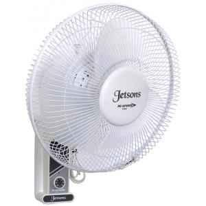 Jetsons WL-112 12 Inch Wall Fan, Colour: White