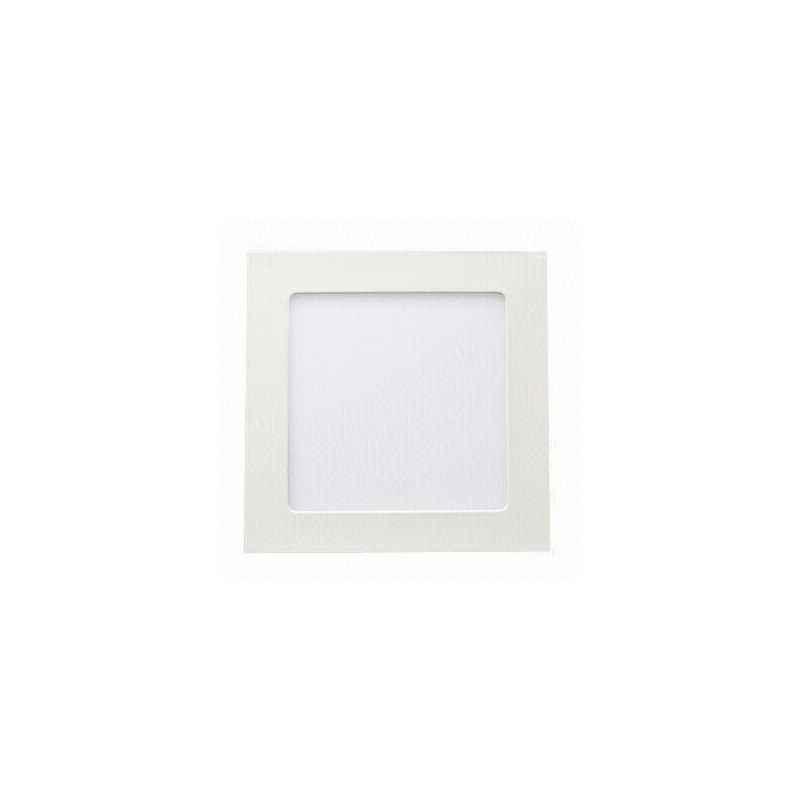 GreatWhite 3W LED Square LED Panel Light (6500K)