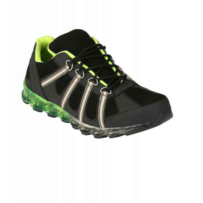 Eego Italy Z-WW-18 Steel Toe Black Safety Shoes, Size: 10