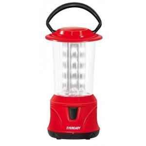 Eveready 3V Red Rechargeable Emergency Light, HL58