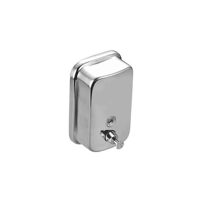 Kamal ACC-1028 400ml Sleek Stainless Steel Soap Dispenser