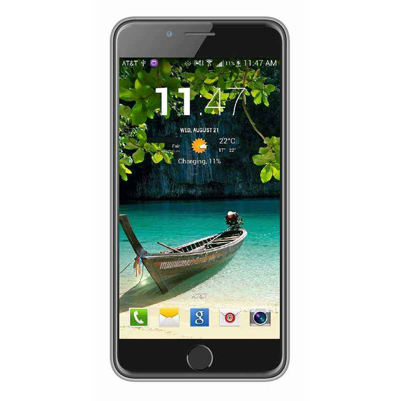 I Kall K1 1GB/8GB Dual Sim Silver Android Smart Phone