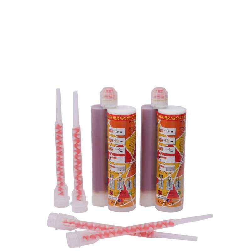 Candorr 400ml Pure Epoxy Resin Chemical Anchor Grouting Adhesive, SR500