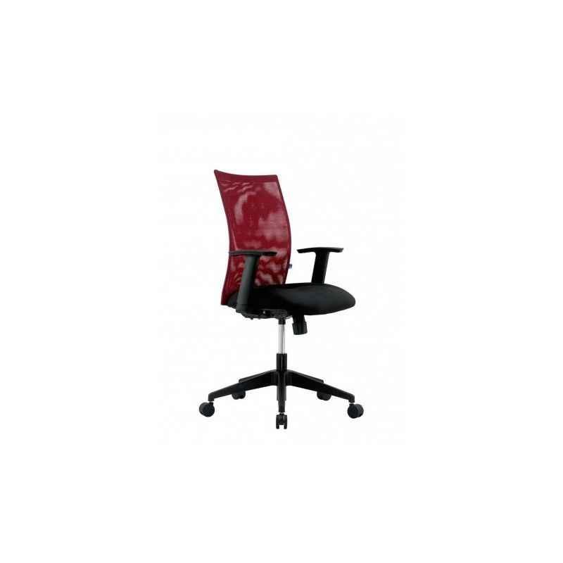 "Bluebell Ergonomics Genesis Mid Back Office Chair""|"" BB-GN-02-D"