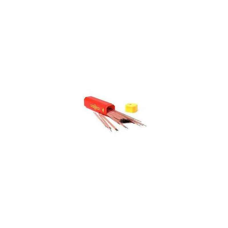 D&H Mild Steel Molytherme Electrodes, Size: 4.00x350