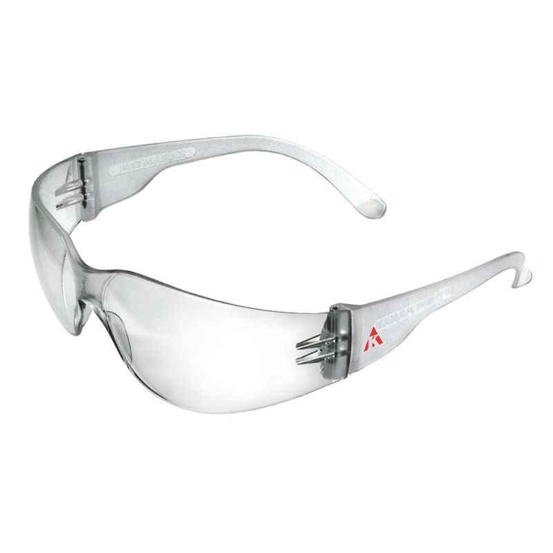 Karam Clear Antifog Lens Safety Goggles, ES001 (Pack of 10)