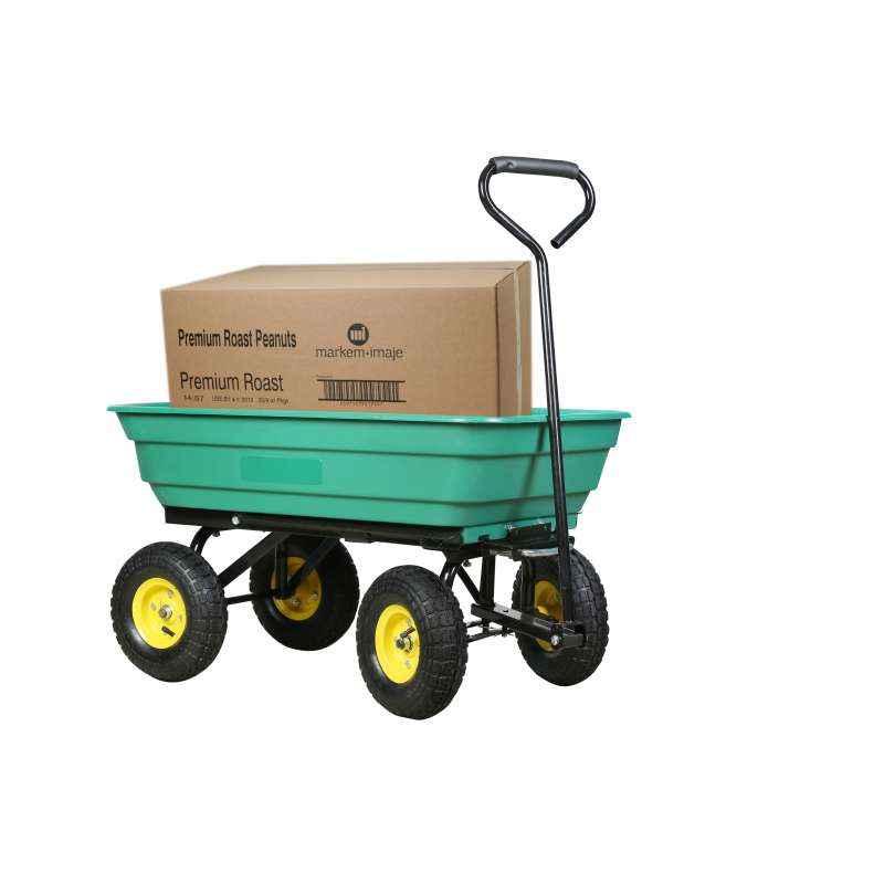 Bigapple 250kg Capacity Dump Cart, DC2145