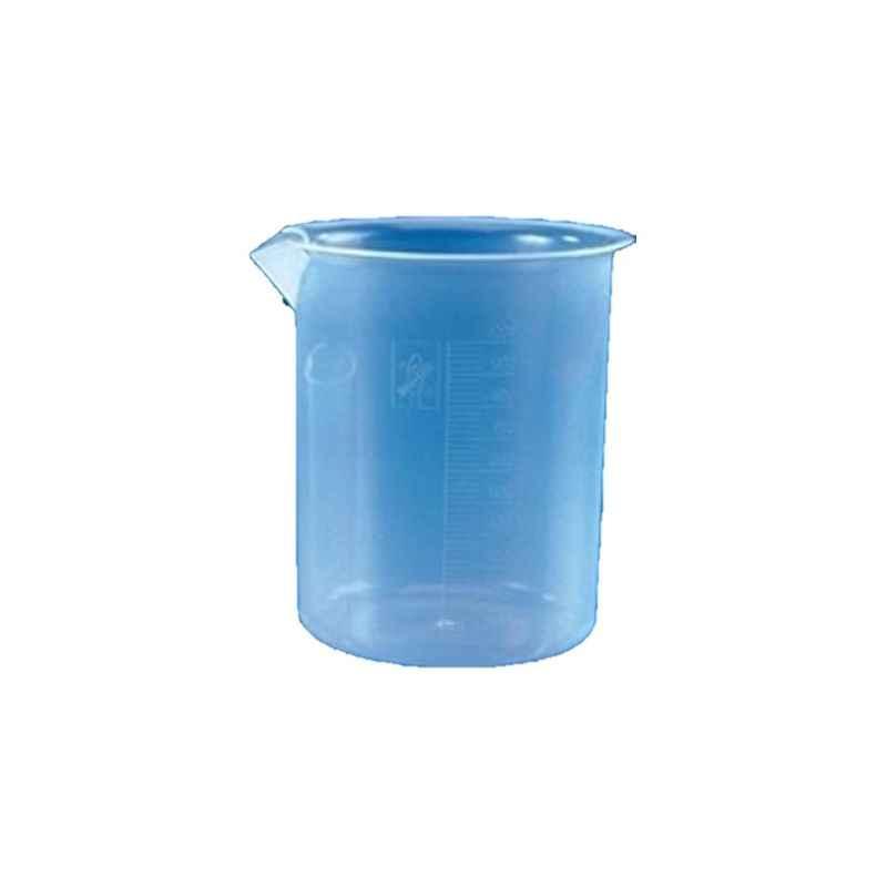 Bellstone 100ml White Plastic Beaker, 78957