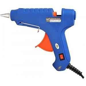 Industrocart 80W Blue Hot Melt Glue Gun