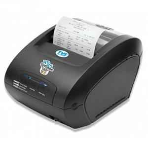 TVS RP45 Black Shoppe Monochrome Dot Matrix Printer