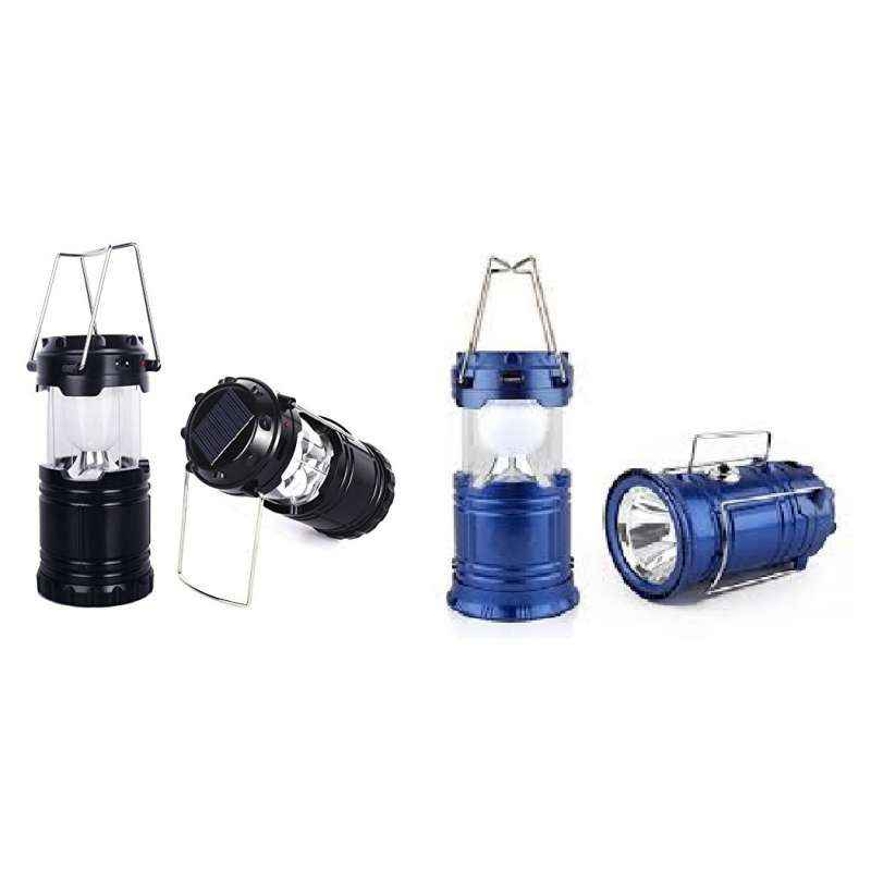 Homepro Assorted Solar Rechargeable Lantern
