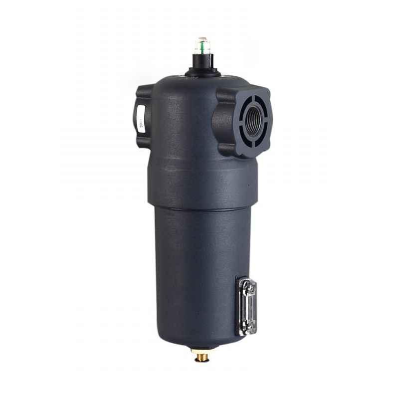 Sanpar 1.5 Inch BSP Aluminium Air Filter, 130 cfm