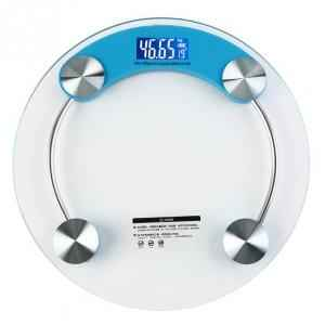 Weightrolux EPS-2003Blue Digital Electronic Body Weighing Scale