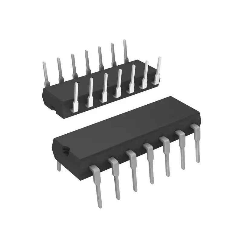 Microchip PIC 16F676 I/P 14 Pin Microcontroller Integrated Circuit (Pack of 2)