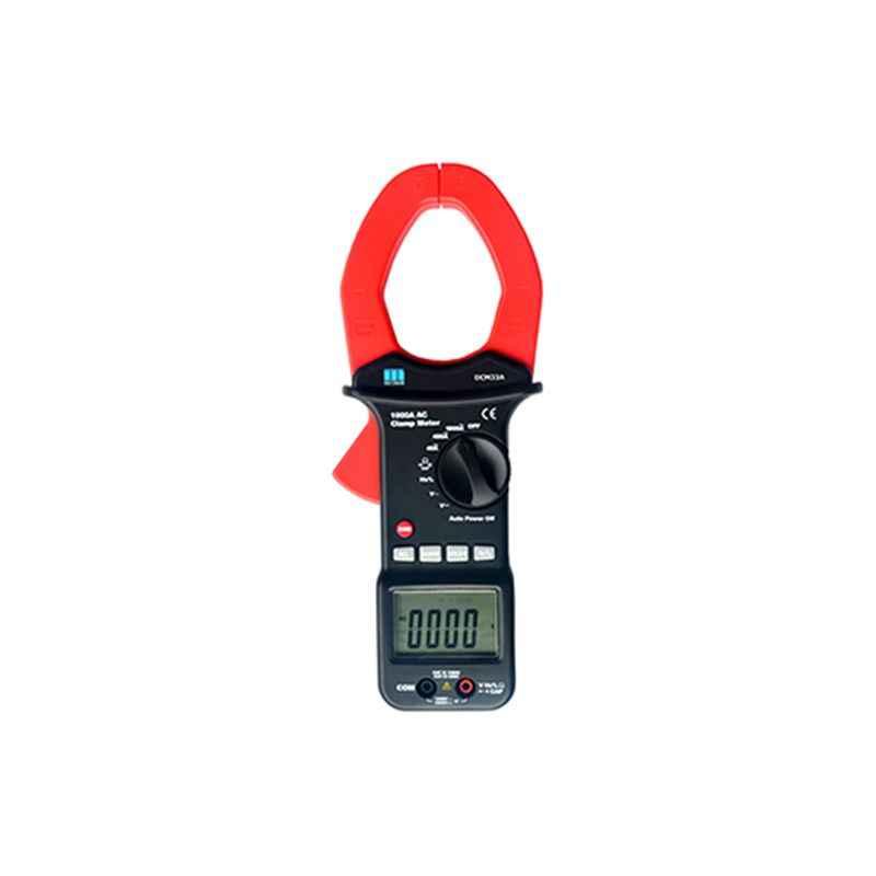 Motwane DCM-33A Digital Clamp Meter with Test Certificate