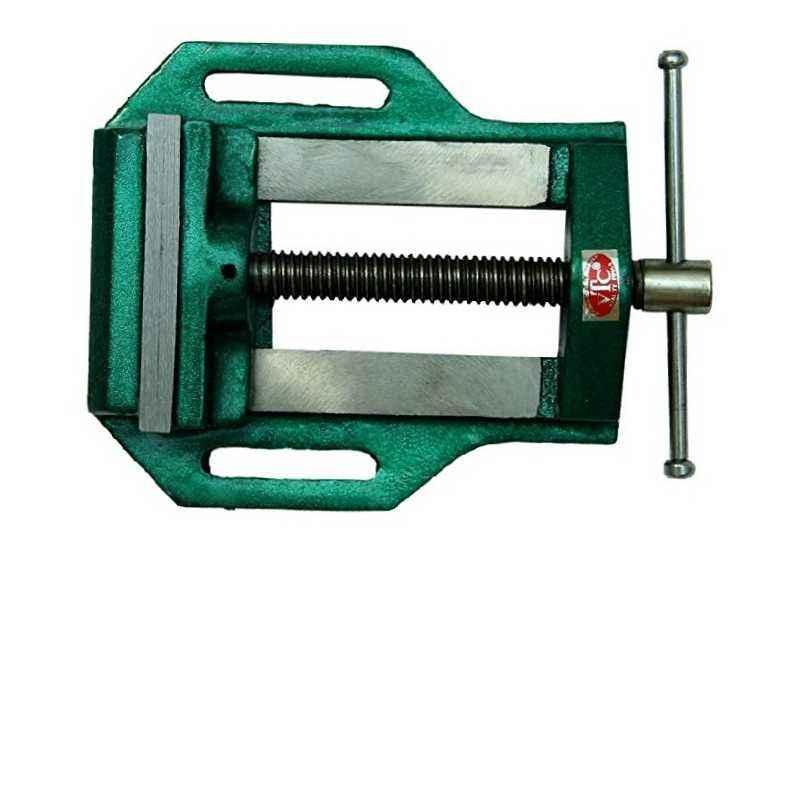 Trust Gold 80 mm Cast Iron Drill Machine Vice