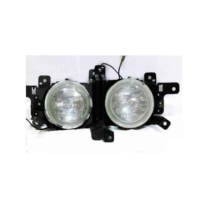 Autogold Fog Lamp Assembly for Maruti Alto K-10, AG44