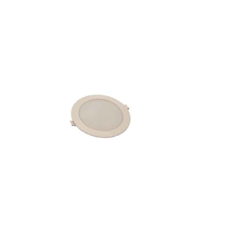 Moserbaer 6W Round Warm White LED Down Light