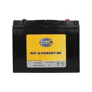 Hella FF36 12V 65Ah Car Battery, 95D26R