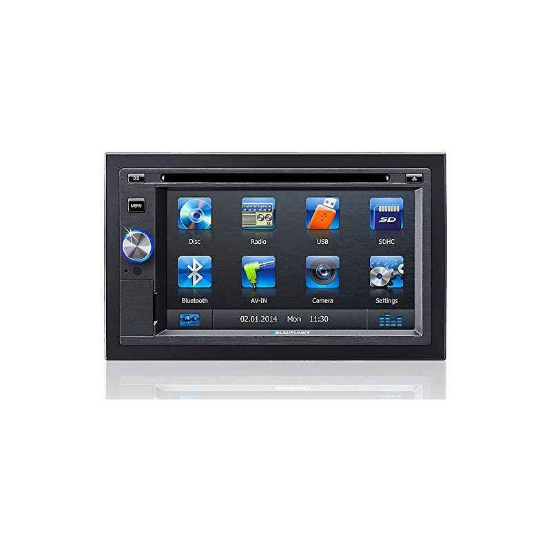 Blaupunkt 6.2 Inch Touch Panel with Bluetooth, Las Vegas 530