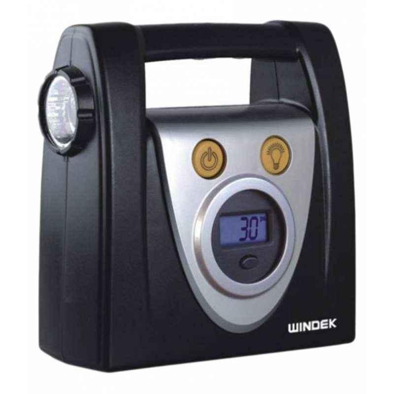 Windek 1702 Compact Digital Car Tyre Inflator