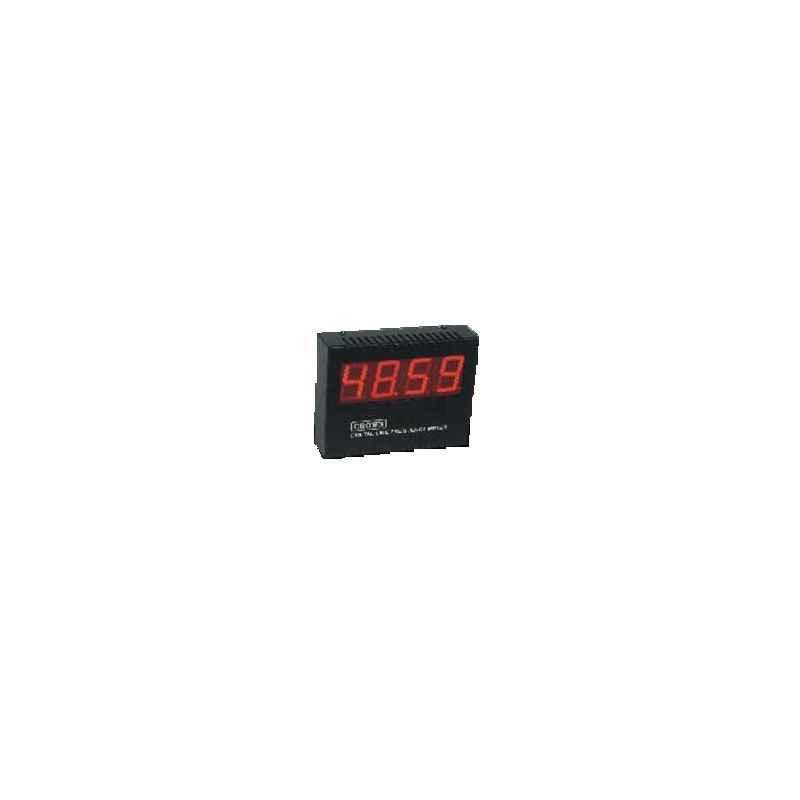 Crown 4 Digits Digital Line Frequency Meter, Dimension: 60 X 100mm