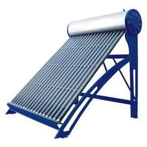 Shiv Power SWH Thermal ETC Solar Water System, Capacity: 100 Litre