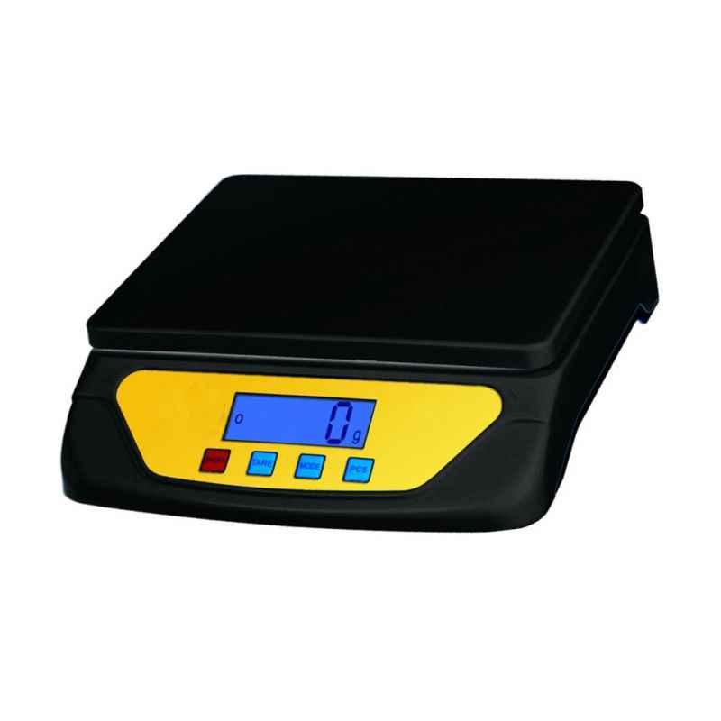 Virgo Digital Kitchen Multi-Purpose Weighing Machine, v-TS-200-black