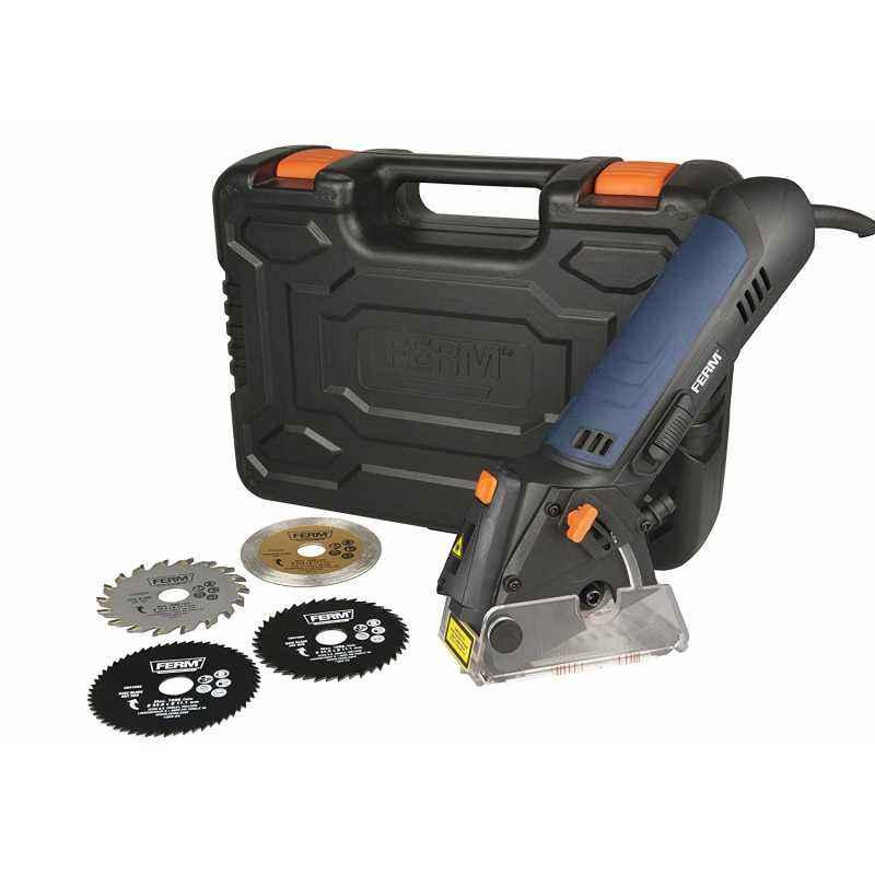Ferm 4200rpm Precision Circular Saw, CSM1038, Power: 400W