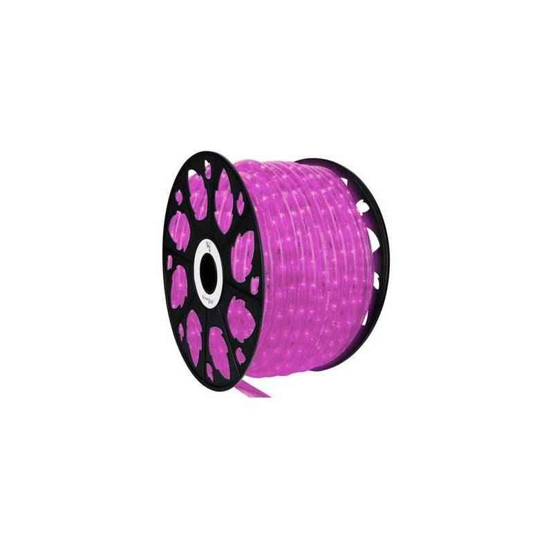 EGK 20m Pink 3014 SMD LED Rope Light with Adapter