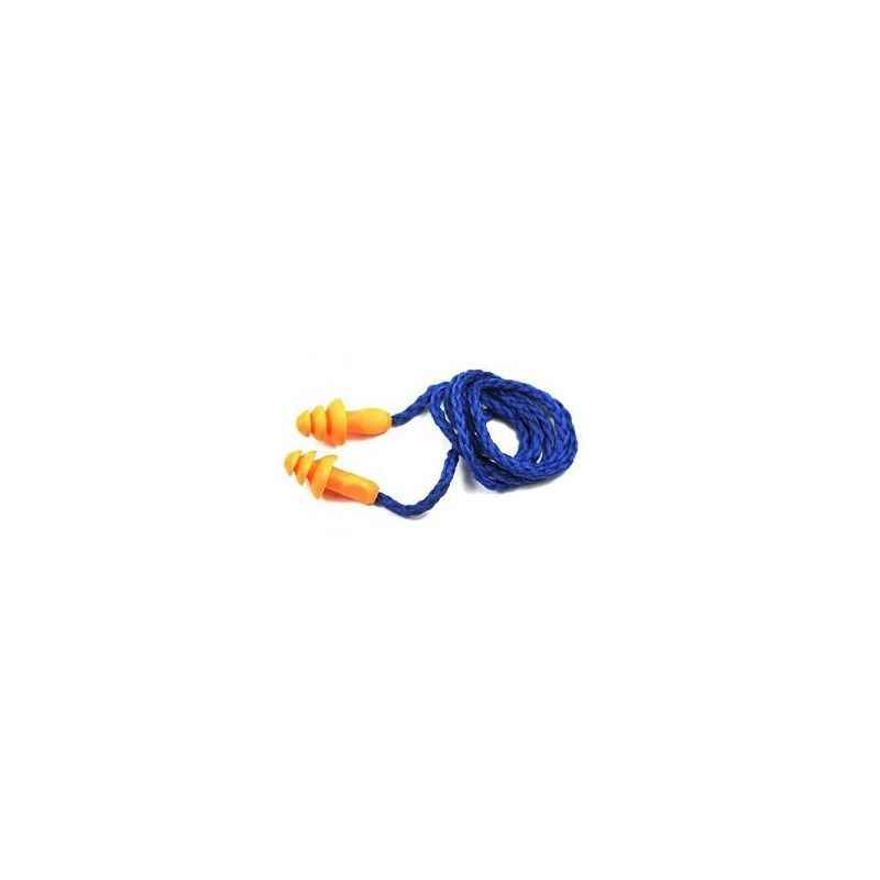 3M Reusable Corded Ear Plug, 1270 (Pack of 10)