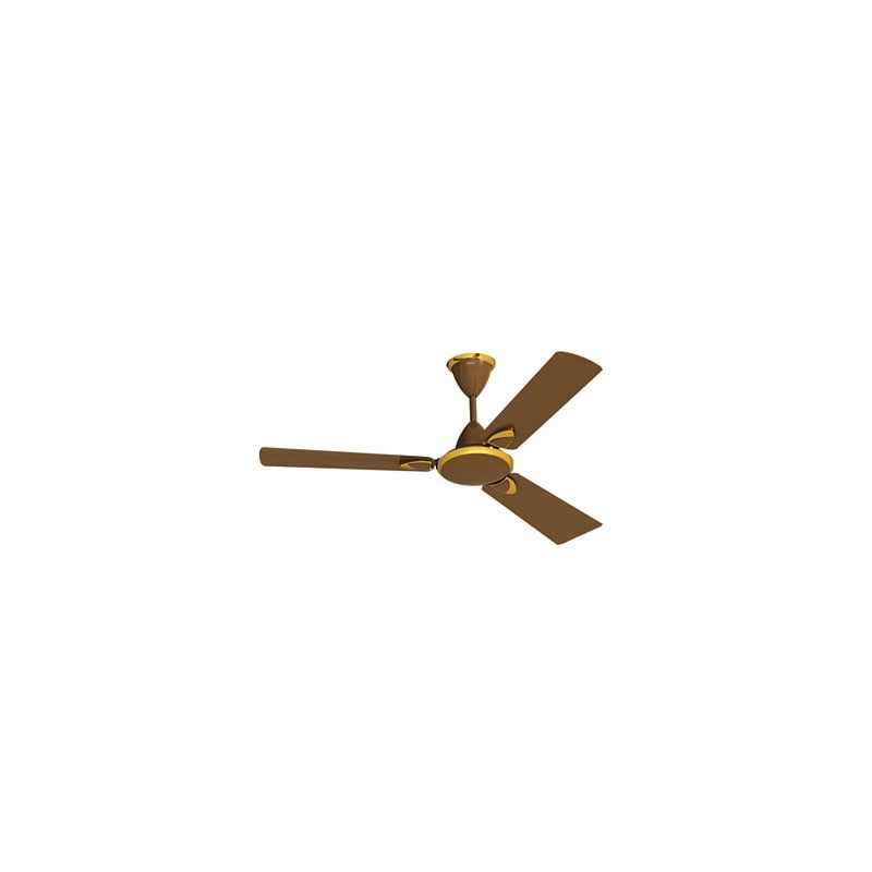 V-Guard Coolgale 415rpm Golden Brown Ceiling Fans, Sweep: 900 mm