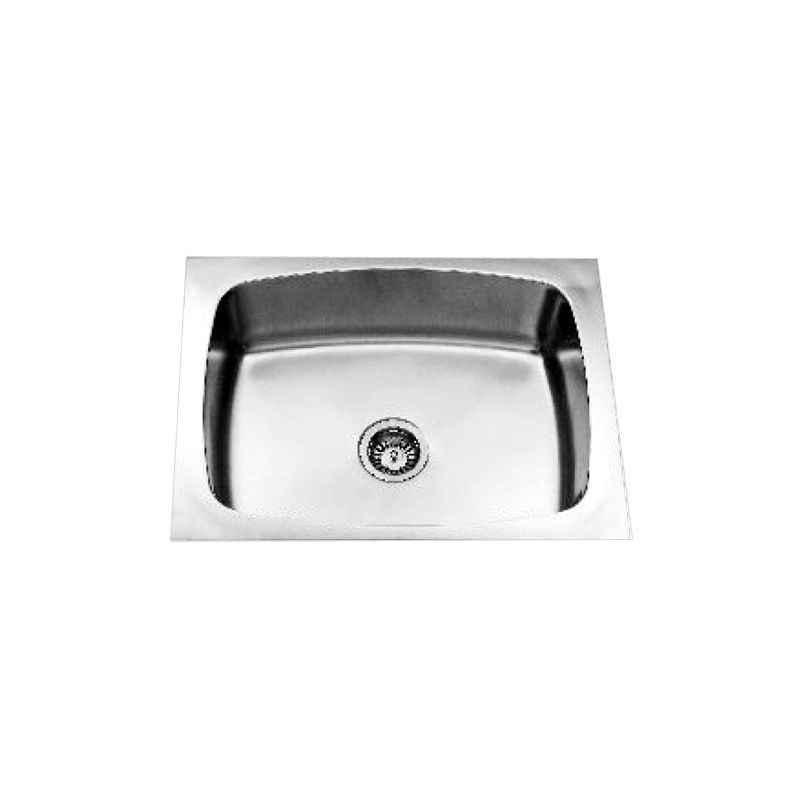 Jayna Galaxy SBF-06 (Premium) Matt Sink With Beading, Size: 24 x 18 in