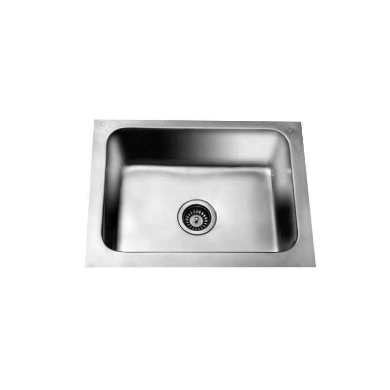 Jayna Galaxy SBF-06 Glossy Sink With Beading, Size: 24 x 18 in