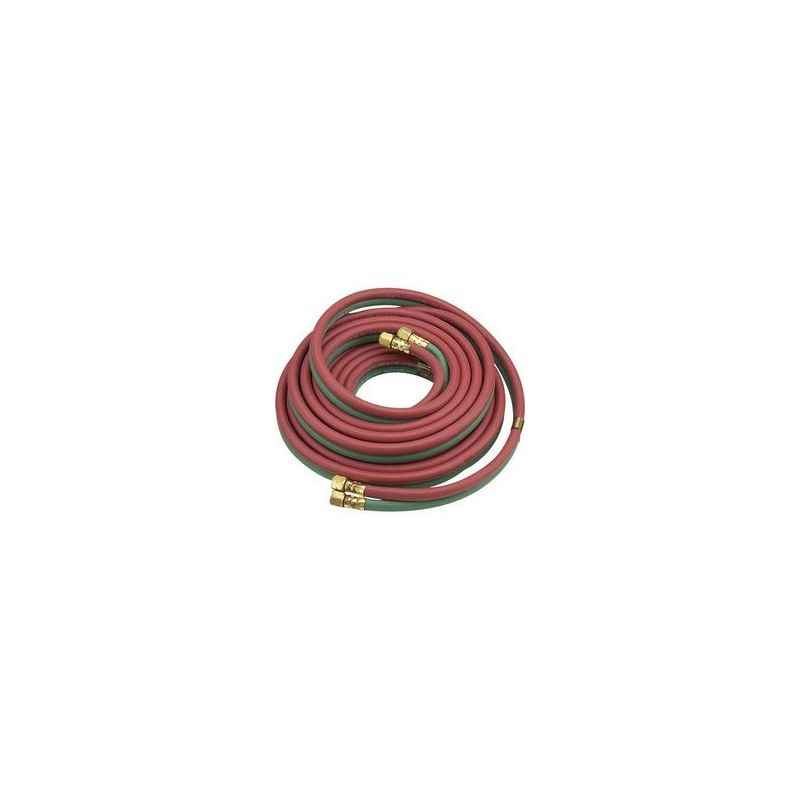 ESAB Dura Hose 5mm Red for Acetylene