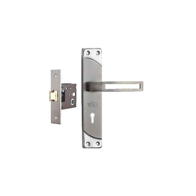 Plaza Elegant Stainless Steel Finish Handle with 200mm Baby Latch Keyless Lock