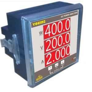 Yokins 2A Direct 200V DC Power Analyzer, DC Energy Meter, DC kwh Meter
