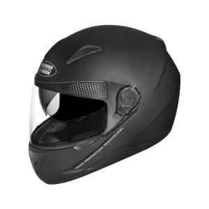 Studds Shifter Matte Black Full Face Helmet, Size: L