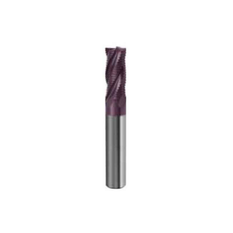 Guhring GS 100 U/Rough-Tech 48 Fine Tooth End Mill, 3723, Diameter: 10 mm