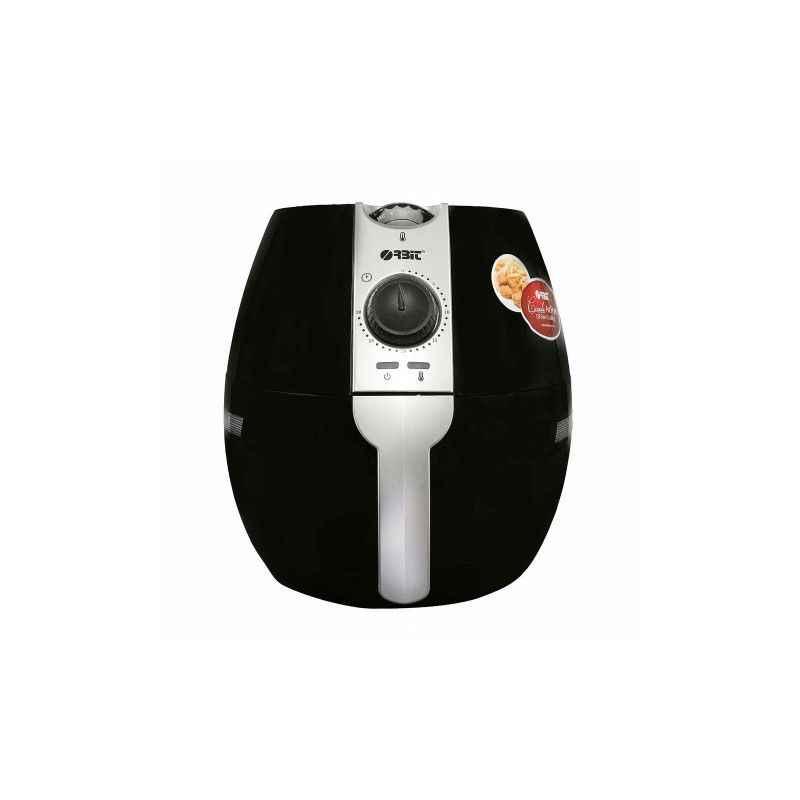 Orbit Cicada 1500W 3.2 Litre Black Air Fryer