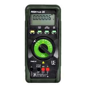 Rishabh Multi 20 TRMS Backlit Multimeter