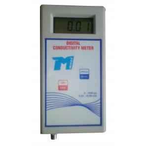 Manti MT-115 Portable Conductivity Meter, Range: 0-1000 mS
