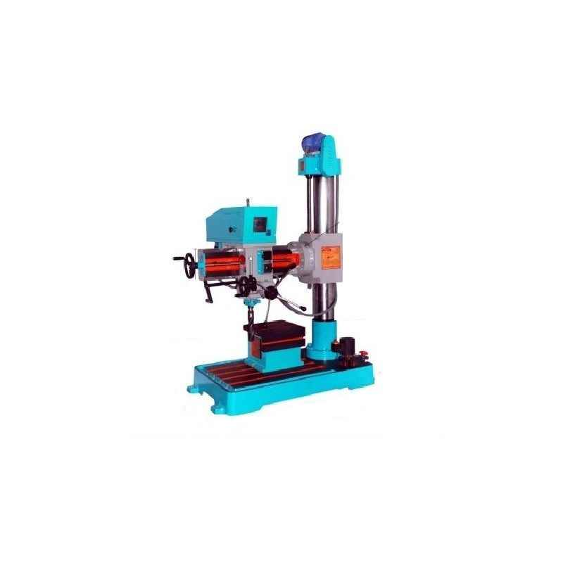 SMS 40mm Radial Drilling Machine with Accessory