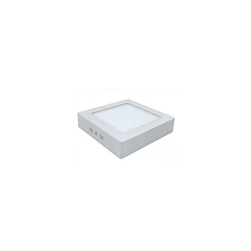 Riflection 6W White Square LED Surface Panel Light