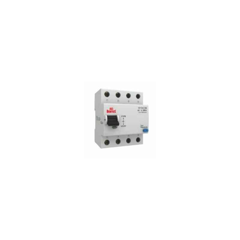 RC Bentex 16A/30mA Double Pole RCCB, X04R000001