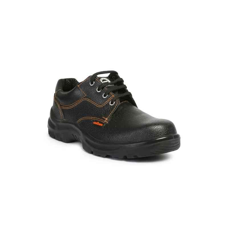 Acme Atom Steel Toe Black Safety Shoes, Size: 11